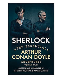 Sherlock: The Essential Arthur Conan Doyle Adventures- Vol. 2