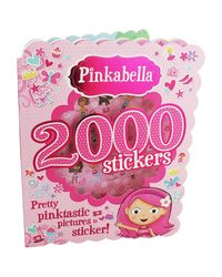 Pinkabella 2000 stickers