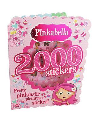 Pinkabella 2000 stickers