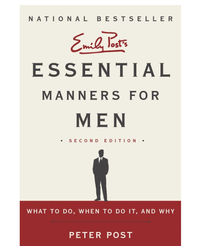 Essentials Manners For Men