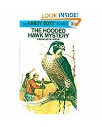 Hardy Boys# 34 The Hooded Hawk Mystery