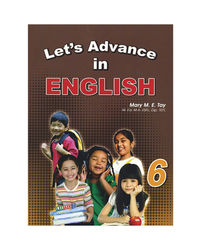 Sap Let's Advance In English 6