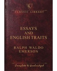 Essays & English Traits
