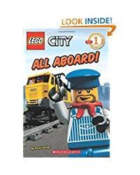Lego? City Reader: All Aboard
