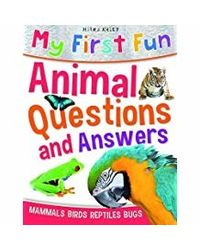 My First Fun Animal Questions & Answers