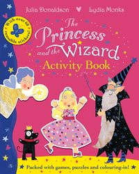 The Princess and the Wizard: Activity Book