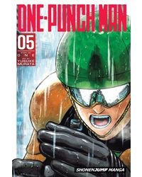 One- punch man 5