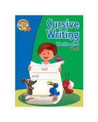 Cursive writing workbook 3