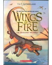 Wings of Fire# 01: The Dragonet Prophecy