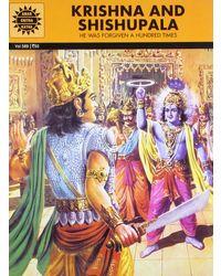 Krishna and Shishupala (Amar Chitra Katha)
