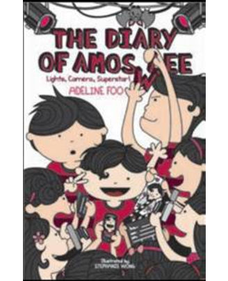 The Diary Of Amos Lee: 4: Lights, Camera, Superstar!
