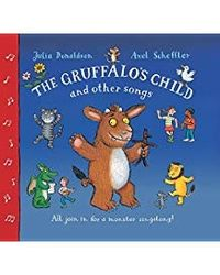 Gruffalo's child song bk & cd