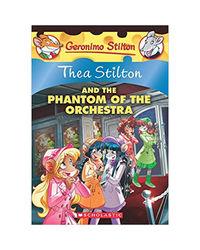 Thea Stilton# 29 Thea Stilton And The Phantom Of The Orchestra