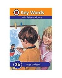 Key words 3b: boys and girls