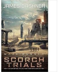 Scorch trials movie tiein