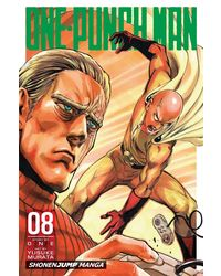 One- punch man 8