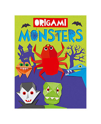 Origami Monsters: Includes Spooky Origami Paper