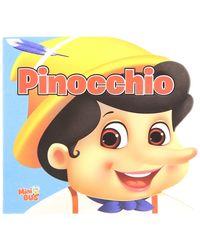 Pinocchio: Cutout Board Book