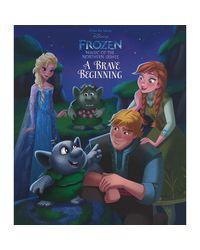 Disney Frozen Northern Lights: A Brave Beginning