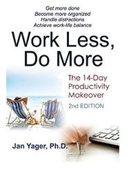 Work less do more (jan yager)