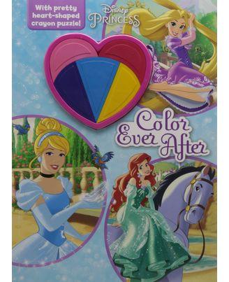 Disney Princess Deluxe Colouring