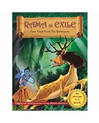 Rama in Exile Epic Tales From The Ramayana