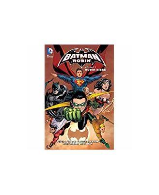 Batman and Robin: Robin Rises- Vol. 7