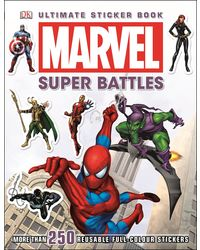 Marvel Ultimate Sticker- Book 2