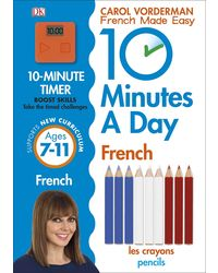 10 Minutes a Day French (Language Made Easy)