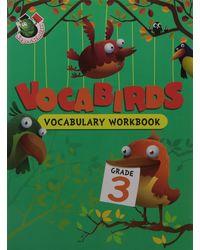 Vocabirds Vocabulary Work Book- 3