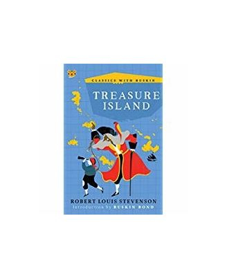 Treasure Island (Classics With Ruskin)