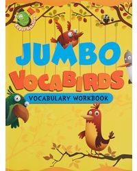 Jumbo Voca Birds Vocabulary Wo