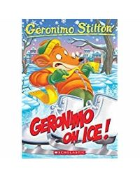 Geronimo Stilton# 71: Geronimo On Ice!