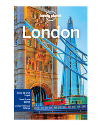 Lonely Planet London (Edition 10)