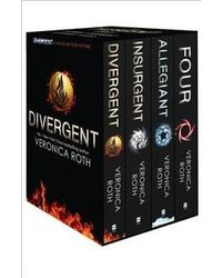 Divergent Box Set (4 In 1)