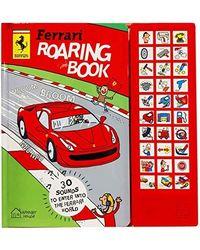 Ferrari roaring book- pas