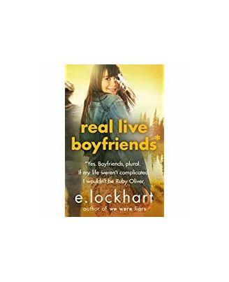 Ruby Oliver 4: Real Live Boyfriends