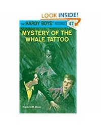 The Hardy Boys 47: Mystery of the Whale Tattoo