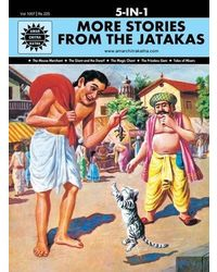 More Stories from the Jatakas (1007)