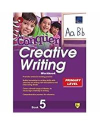 SAP Conquer Creative Writing Workbook Primary Level 5