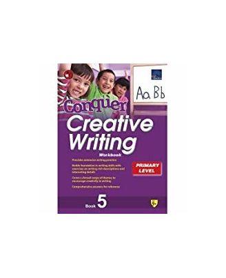 SAP Conquer Creative Writing Workbook Primary Level 5