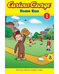 Curious George Home Run