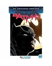 Batman vol. 1: i am gotham (re