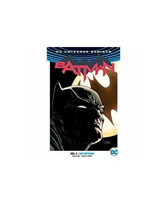 Batman vol. 1: i am gotham (re