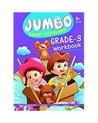 Jumbo Smart Scholars Grade- 3 Workbook