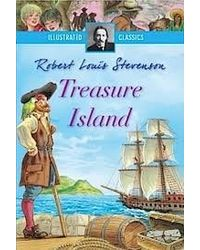 Treasure Island- Illustrated Classics