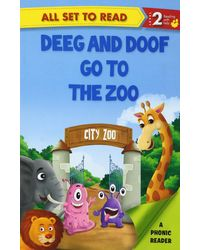 Deeg and Doof Go to the Zoo