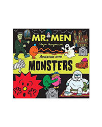 Mr Men Adventures: Monsters