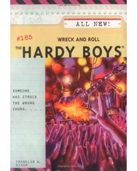185: Wreck and Roll (Hardy Boys)
