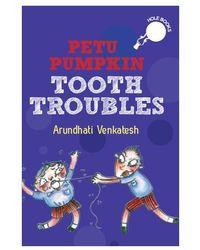 Petu Pumpkin: Tooth Troubles